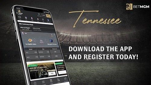 BetMGM Android app TN