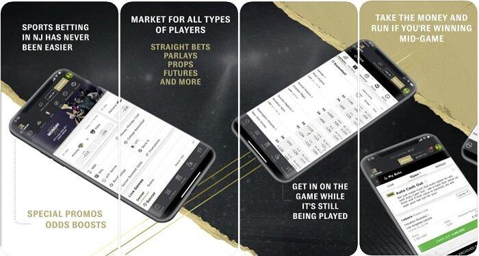 BetMGM Sportsbook app Tennessee