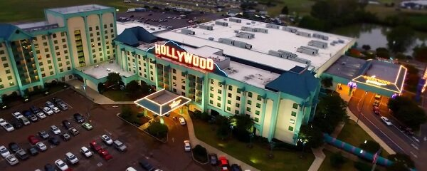 Hollywood casino, Tunica