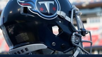 Tennessee Titans AFC South favorites
