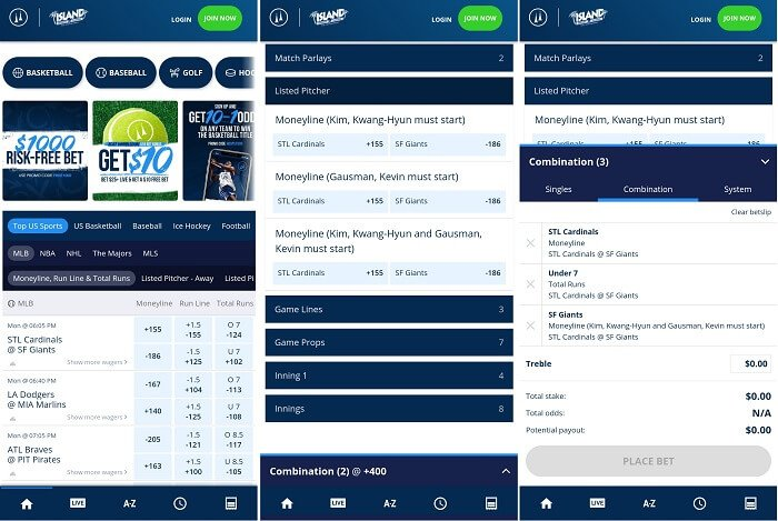 TwinSpires Mobile App Tennessee