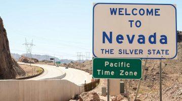 Nevada sign